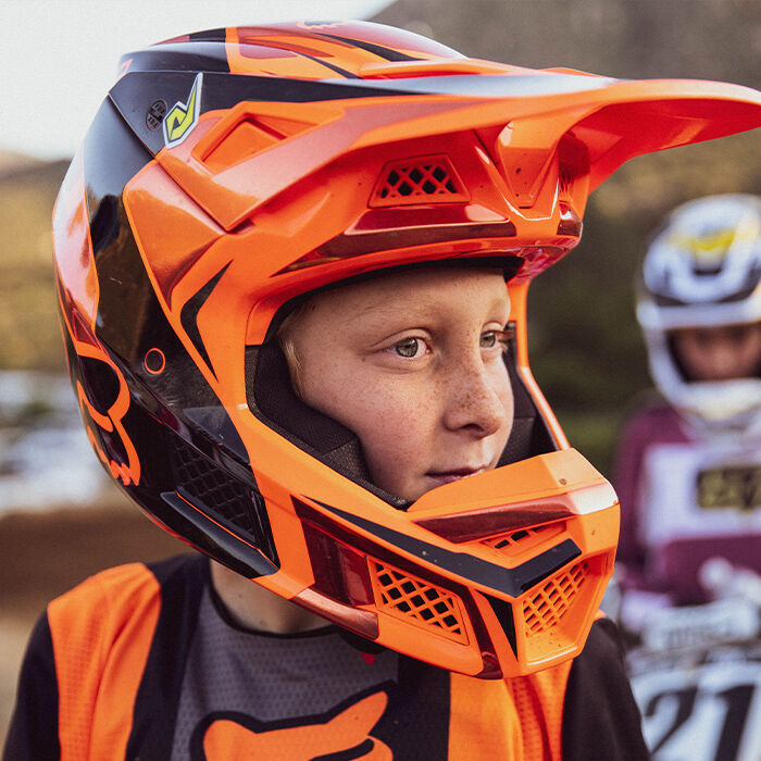 Shop Youth Moto Helmets