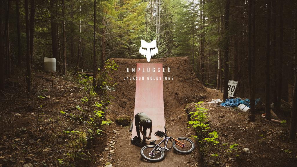 Fox athlete Jackson Goldstone rides MTB in Squamish BC